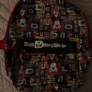 WDW Mickey backpack